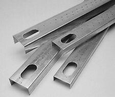 Dachlattenverlängerung für 40 x 60 Lattung 500 mm lang aus verz. Stahlblech