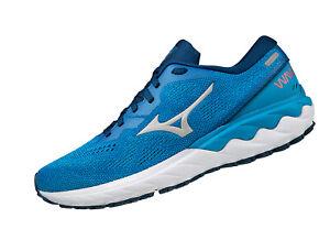Mizuno Wave Skyrise Running J1GD210906 Blau Damen B-Ware Gr. 38,5 Schuhe