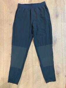 "Lululemon Men's 30"" Casual Yoga Lounge Pants Medium 30"" Running Gym Grey EUC"