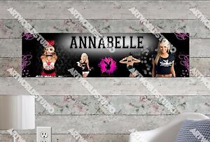 Personalized/Customized Playboy Name Poster Wall Art Decoration Banner