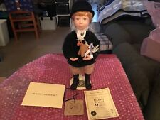 "Boyds ""My Best Friend"" The Doll Collection Porcelain Doll"