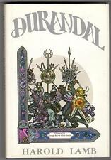 Durandal by Harol Lamb (First Edition) Alicia Austin & George Barr- High Grade