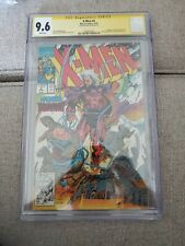X-men 2 CGC 9.6 SIGNED BY JIM LEE