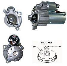 Motor de arranque Ajuste Peugeot 206 maletero 206 2A/C 206 SW 206CC 1.1 1.4 1.6 de 1998