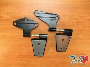 2007-2018 Jeep Wrangler Passenger's Side Door Hinges For Both Front AND Rear OEM