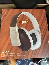 BRAND NEW SEALED Polk Buckle over-ear headphones