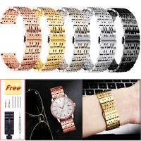 Luxury Waterproof Durable Watch Strap Men's Women's Watch Replacement Watch Band