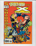 SUPER-MAN AND X FACTOR: SHADOWGAMES #1 MAY 1994 MARVEL COMIC.#117837D*1
