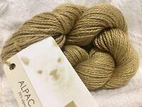 "1 Skein (5 Available) Blue Sky Alpaca Silk Yarn ""Ginger"""