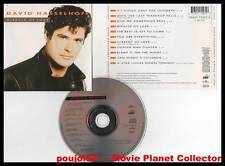 "DAVID HASSELHOFF ""Miracle Of Love"" (CD) 1993"