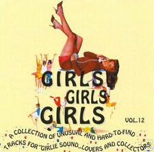 Specialmente-Girls, Girls, Girls vol.12 RARE CD on marginale