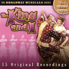 The King and I [Prism] by Original Soundtrack (CD, Jun-2002, Prism)