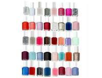 ESSIE Nail polish Lot of 10 (NO DUPLICATES) Free Shipping