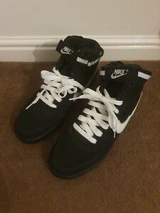 Nike Vandal High Black Size UK 9