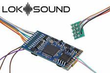 "Esu 58410 Loksound 5 DCC / mm / SX/M4 "" Leerdecoder "", 8-pin NEM652 Factory New"