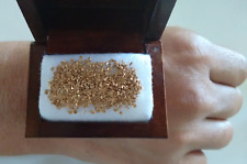 1/2 Gramm Goldnuggets Gold Nuggets Barren Goldmünze Gold hochwertig Top Geschenk