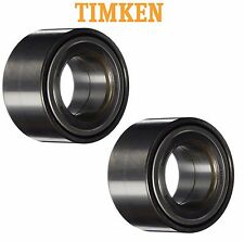 For Ford Lexus Mazda Toyota Pair Set of Front Wheel Bearings Timken 510063