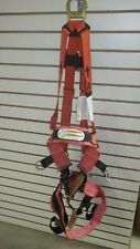 Klein 87892 Fall‑Arrest/Positioning Harness for Tree-Trimming Work, Large NNB