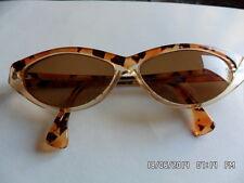 Occhiali da sole/Sunglasses ALAIN MIKLI ORIGINALI VINTAGE ANNI 80 donna CATEYES