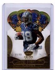 Dez Bryant  # 59  / 99 Crown Royale 2013 Cowboys LIMITED CARD