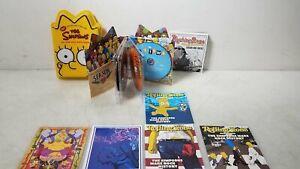 The Simpsons Season 9 DVD Collectible Lisa Bundle