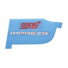 OEM NEW 2011-2014 Genuine Subaru Impreza Rear Letter Mark 93073FG050