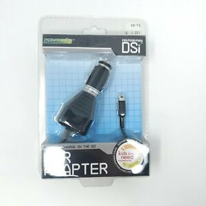 DSi Car Adapter Charger POWER CORD. BRAND NEW by KMD