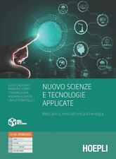 NUOVO SCIENZE E TECNOLOGIE APPLICATE  - CALIGARIS LUIGI, FAVA STEFANO - HOEPLI