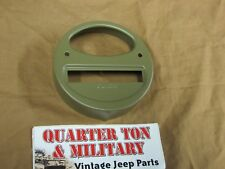Jeep Willys MB GPW WWII truck GUIDE stop light tail light door Left side G503