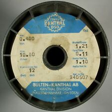 Kanthal Drahtstärke (AWG) 26-30 Industrie-Kabel & -Leitungen günstig ...