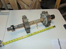 Vintage 78 Skidoo Everest 440 Snowmobile Drive Axle Tnt
