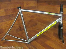 LITESPEED TUSCANY TITANIUM TI ROAD BIKE FRAMESET 57CM LITESPEED FULL CARBON FORK