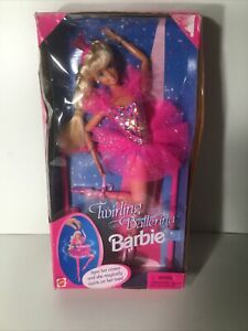 1995 Twirling Ballerina BARBIE - New In Box