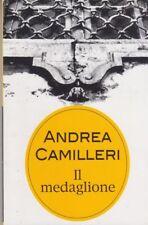 IL MEDAGLIONE DI ANDREA CAMILLERI Mondolibri 2006 RARO