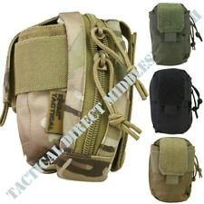 MICRO UTILITY POUCH TACTICAL MOLLE VERSATILE KIT HOLDER ARMY AIRSOFT WEBBING