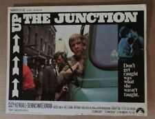 UP THE JUNCTION MOVIE POSTER LOBBY CARD #7 1968 ORIGINAL 11x14 SUZY KENDALL