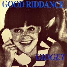 "7"" GOOD RIDDANCE Gidget LITTLE DEPUTY 33 ⅓ RPM Punk USA-Press EP 1993 like NEW!"