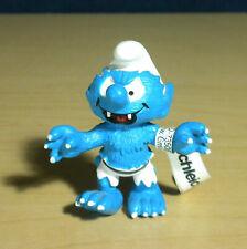 Smurfs 20543 Halloween Werewolf Smurf Wolf Man Vintage Figure PVC Toy Figurine