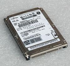 """40gb 40 GB IDE PATA Veloce Disco rigido silenzioso 2,5"""" 6,25 cm FUJITSU mhv2040ah f76"""