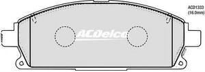 Front Brake Pads ACDelco ACD1333 DB1333 for Honda MDX 2003 2004 2005 2006 2007