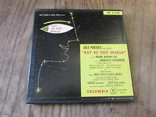 OUT OF THIS WORLD  COLE PORTER A 980 Columbia 45 rpm 7 record set