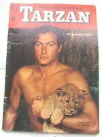 TARZAN # 22 & 23, LOT of 2 DELL comics Jad-Bul-Ja, Cathne & City of Gold stories