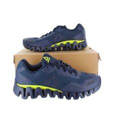 Reebok Mens ZIG PULSE SE Running Shoe (CM9829) Navy size 8-11