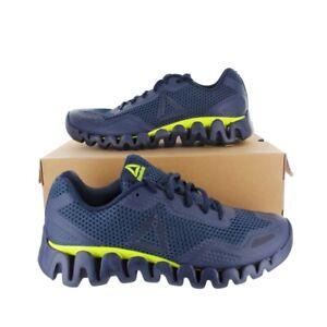 Reebok Mens ZIG PULSE SE Running Shoe (CM9829) Navy Size 8 - 9.5