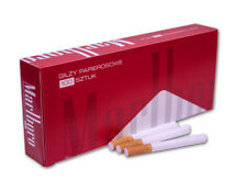Marlboro Red Empty Cigarette Filter Tubes King Size 5 Boxes of 100 (500ct.)
