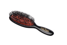 Mason Pearson Pocket Bristle Hairbrush Dark Ruby B4 NEW AUTHENTIC OPEN BOX