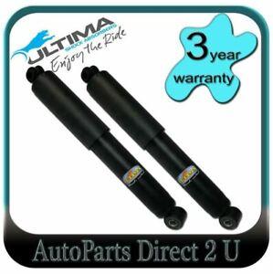 Rear Pair Ultima HD Shock Absorbers fits Toyota DYNA BU RU 200 300 1969-2003