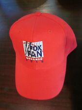 Fox Fan NY Yankees Hat SGA 2016 Yankee Stadium Give A Way Red Mint Condition
