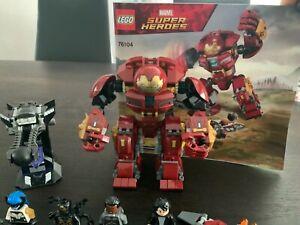 LEGO Marvel Super Heroes Der Hulkbuster  76104