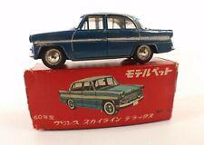 Asahi toy ATC Model Pet n° 6 PRINCE SKYLINE Deluxe 1960 en boite 1/42 RARE